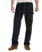 Lee Dungarees Carpenter Jean Quartz Stone (Big-and-Tall)