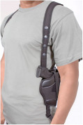 "Rothco Undercover Shoulder Holster 5"" Black 10565"