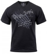 "Smith & Wesson ""We The People"" T-Shirt 3707"
