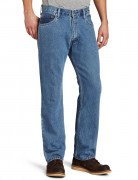 Levi's Men's 505 Regular Fit Jean Medium Stonewash 005054891