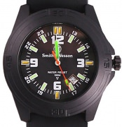 Smith & Wesson® Tritium Soldier Watch Black - 4315