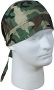 Rothco Camo Headwrap Woodland Camouflage - 5130