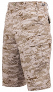 Rothco Long Length BDU Short Desert Digital Camo 72267