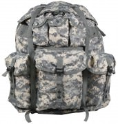 Rothco Large Alice Pack w/ Frame - ACU Digital Camo - 2275