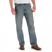 Lee Premium Select Relaxed Straight Leg Jean - Faded Light - 2006547