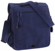 Rothco Canvas M-51 Engineers Field Bag Navy Blue 8514