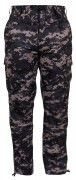 Брюки Rothco BDU Pants Twill - Subdued Urban Digital Camo # 9620