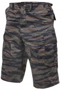 Rothco Long Length BDU Short Tiger Stripe Camo 7867