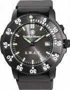 Smith & Wesson® S.W.A.T. Watch Black - 4318