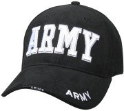 Rothco Deluxe Army Embroidered Low Profile Insignia Cap 9385
