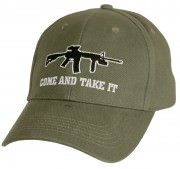 Rothco Come and Take It Deluxe Low Profile Cap 9809
