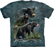 Футболка The Mountain - Three Black Bears - 2013