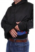 Rothco Concealed Carry Hoodie Black 2071