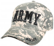 Rothco Deluxe Army Embroidered Low Profile Insignia Cap 9488