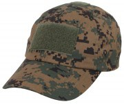 Rothco Operator Tactical Cap Woodland Digital Camo - 93362