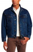 Wrangler Men's Rugged Wear® Unlined Denim Jacket Antique Indigo