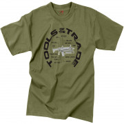 Rothco Vintage 'Tools Of The Trade' T-Shirt 60540