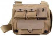 Rothco Venturer Survivor Shoulder Bag Khaki 2396