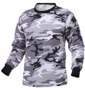Rothco Long Sleeve T-Shirt City Camo - 67790