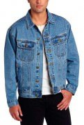 Wrangler Men's Rugged Wear® Unlined Denim Jacket Vintage Indigo