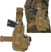 Rothco Tactical Leg Holster 5 Inches Coyote 11552