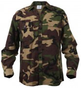 Rothco Extra Heavyweight Camo Flannel Shirts 4659