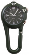 Rothco Clip Watch w/ LED Light Olive Drab 4500