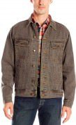 Wrangler Men's Rugged Wear® Unlined Denim Jacket Charcoal