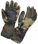 Rothco ThermoBlock™ Insulated ECWCS Gloves Woodland Camo - 4757