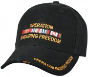 Rothco Deluxe Operation Enduring Freedom Low Profile Cap 9425