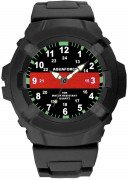 Aquaforce Thin Red Line Watch 4391
