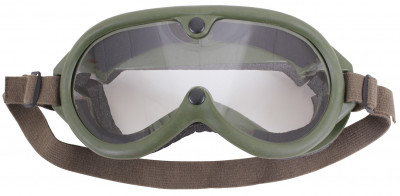 Очки гоглы оливковые Rothco G.I. Type Sun, Wind, Dust Goggles Olive Drab 10346, фото