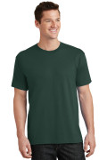 Port & Company Core Cotton Tee PC54 Dark Green