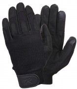 Перчатки Rothco Touch Screen All Purpose Duty Gloves / Black # 3869