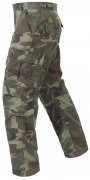 Rothco Vintage Paratrooper Fatigue Pants Woodland Camo - 2586