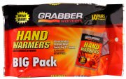 Grabber Hand Warmers 10 Pack