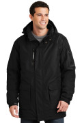 Port Authority Heavyweight Parka Black
