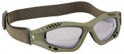 Rothco Ventec Tactical Goggles Olive Frame w/ Smoke Lenses