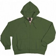 Rothco Thermal Lined Hooded Sweatshirt Olive Drab - 6260