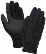 Rothco Soft Shell Gloves Black 4464