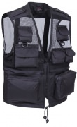 Rothco Recon Tactical Vest Black - 6484