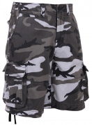 Rothco Vintage Infantry Utility Shorts City Camo - 2525