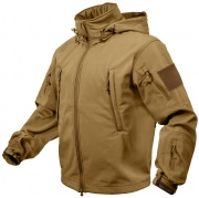Rothco Special Ops Tactical Soft Shell Jacket Coyote Brown - 9867