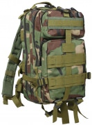 Rothco Medium Transport Pack Woodland Camo - 2579