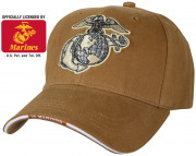 Rothco Globe and Anchor Low Profile Cap 9827