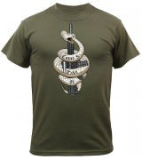 Rothco Come and Take It T-Shirt Olive Drab 61560
