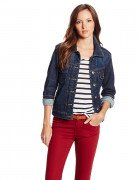 Lee Women's Modern Series Holden Denim Jacket Gauntlet 3532015
