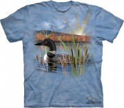 The Mountain T-Shirt Loon 103172