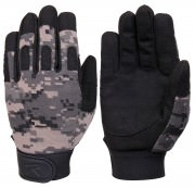 Перчатки Rothco Neoprene Tactical Duty Gloves / Subdued Urban Digital Camo # 4438
