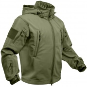 Rothco Special Ops Tactical Soft Shell Jacket Olive Drab - 9745